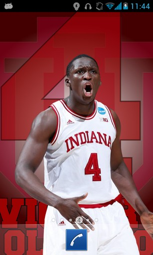 Victor Oladipo Live Wallpaper App for Android 307x512