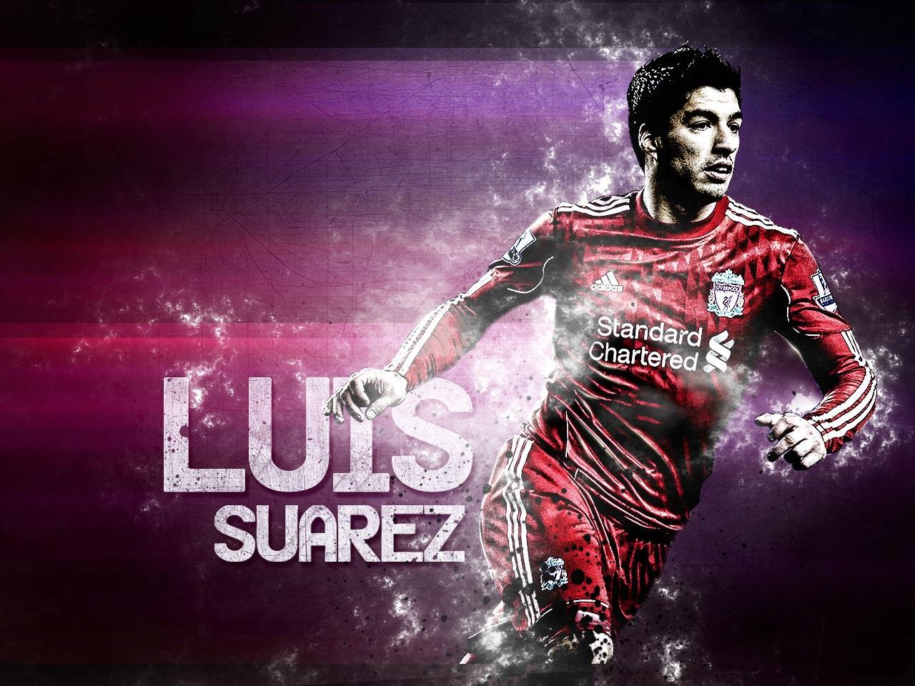 More Luis Surez wallpapers Liverpool wallpapers 1280x960