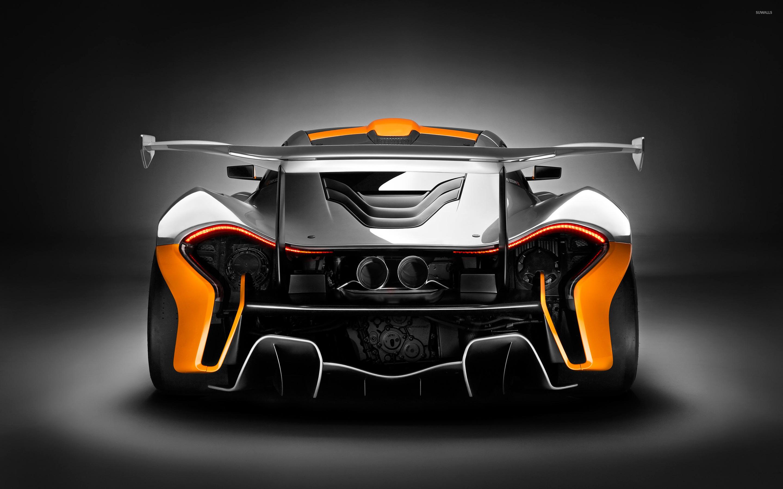 McLaren P1 GTR wallpaper   Car wallpapers   32546 1366x768