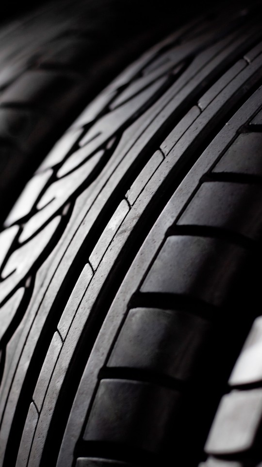 Rubber Tyre Wallpaper 44498   Baltana 540x960
