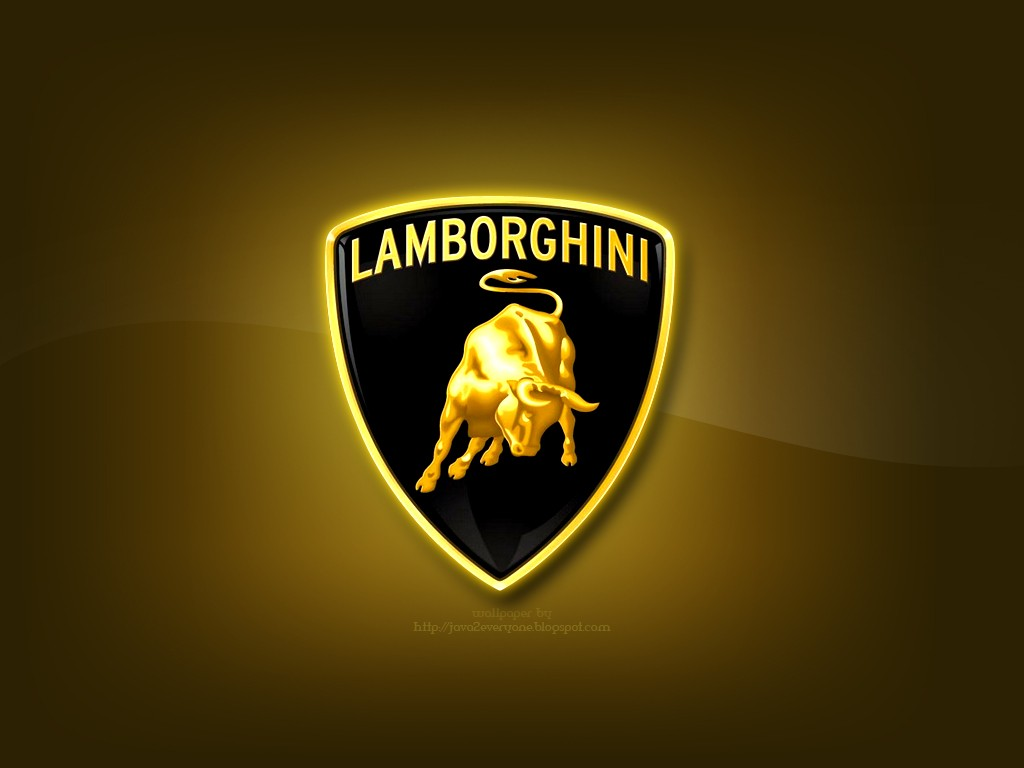 Lamborghini Logo Wallpapers Pictures Images 1024x768