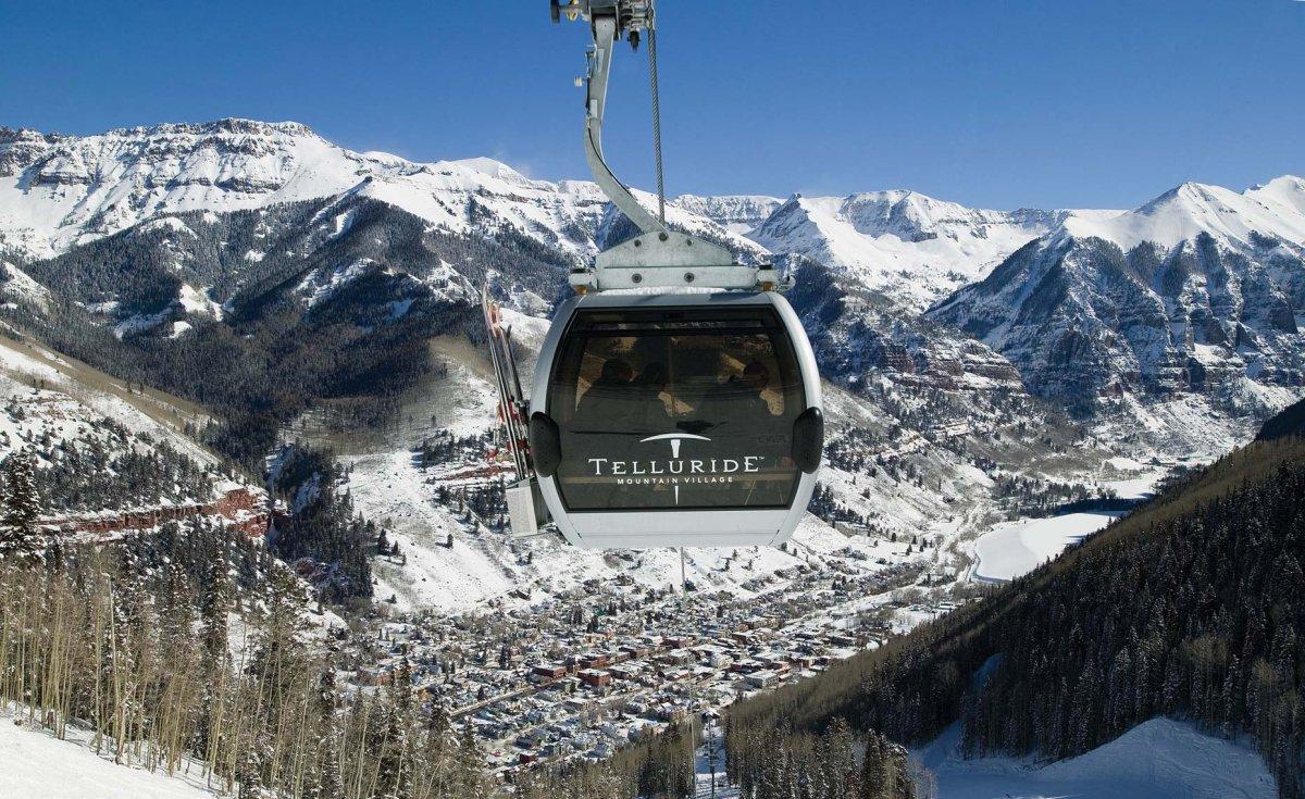 Telluride Ski Resort 1200x735