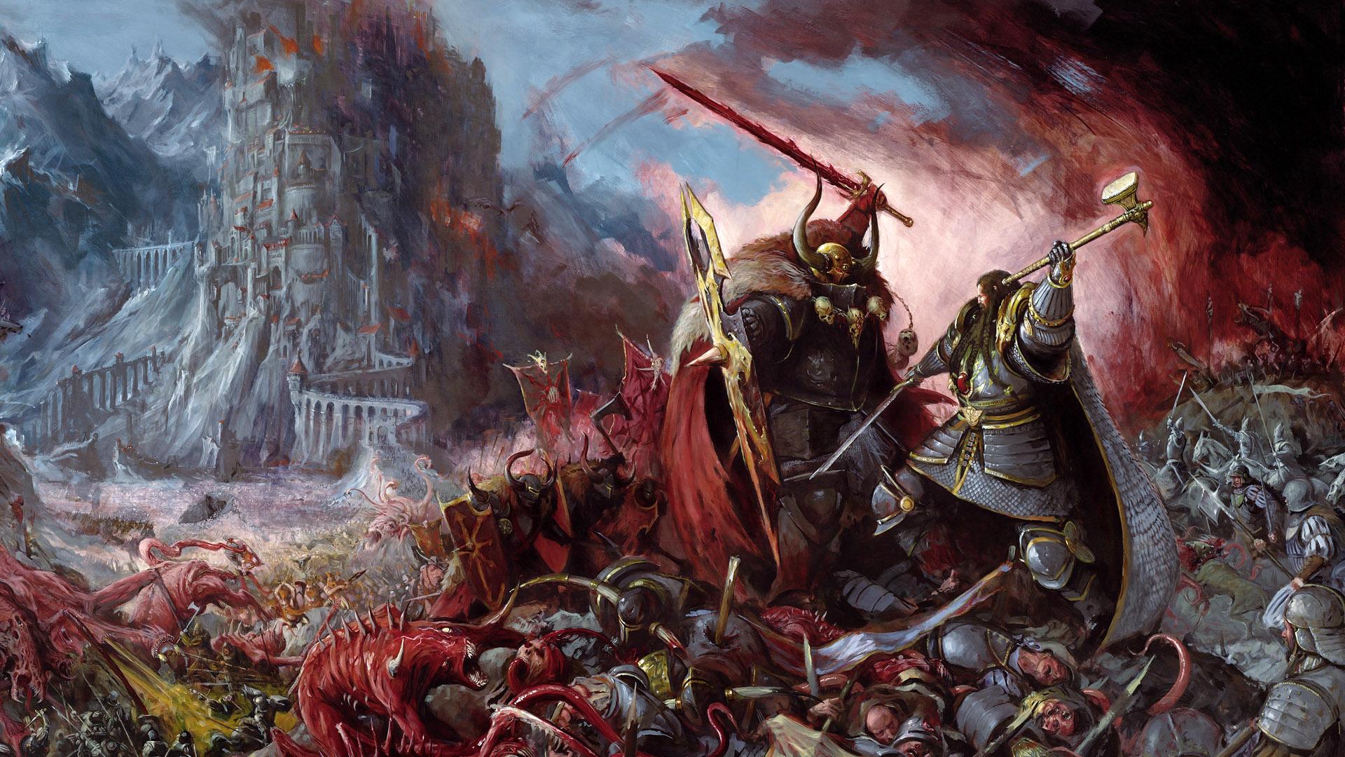 Free Download The Art Of War Hd Fantasy Battle Scene Wallpapers Fantasy 1920x1080 For Your Desktop Mobile Tablet Explore 47 Battle Wallpaper Space Battle Wallpaper