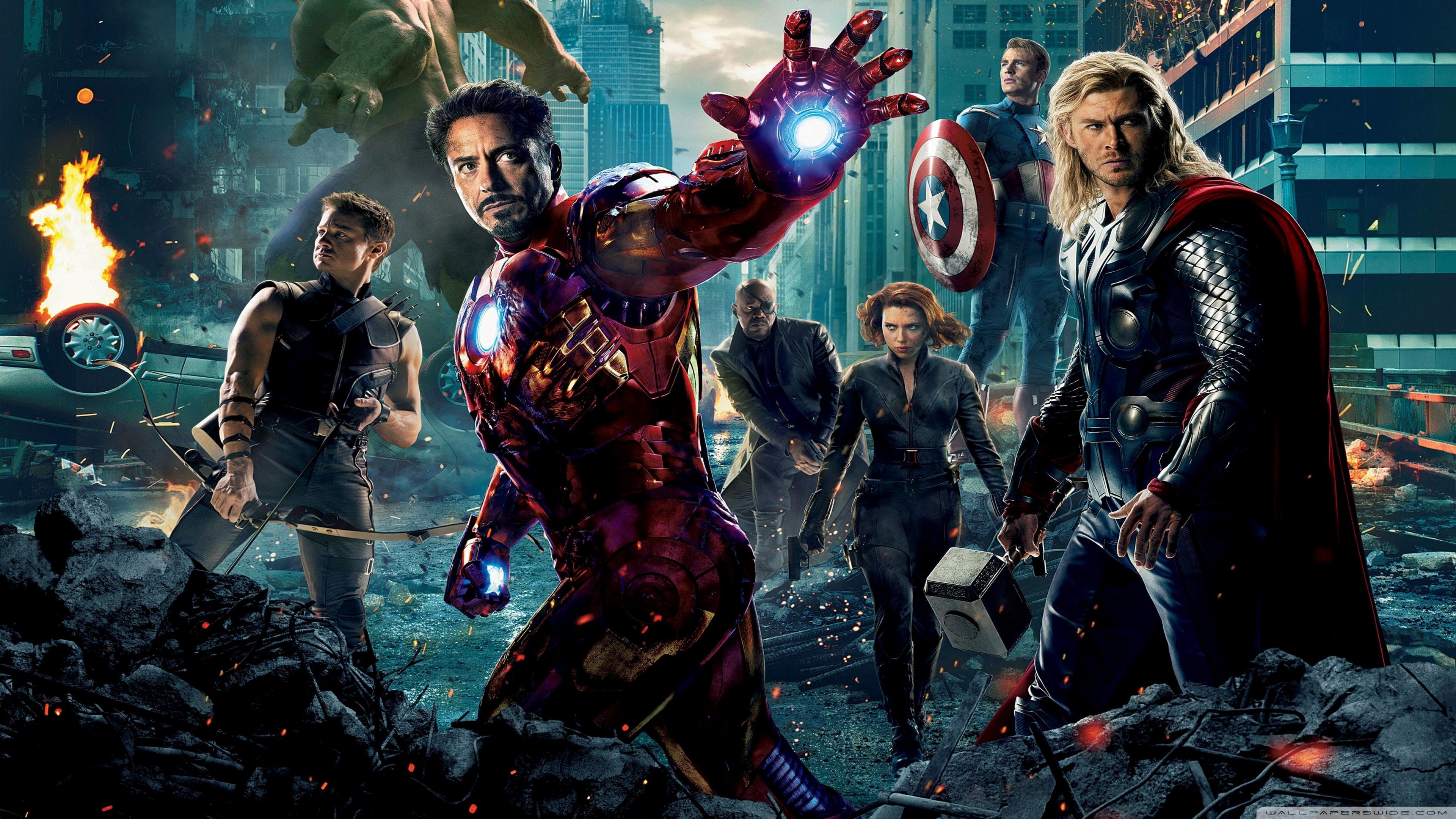Avengers Ultra HD 4k Wallpaper   HD Wallpapers Ultra HD Wallpapers 3840x2160