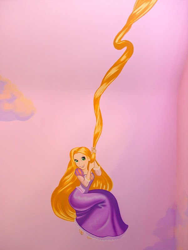 Download Disney Tangled Princess Princesa Rapunzel Wallpaper 1440x900 600x800