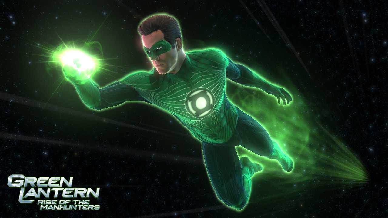 Green Lantern Video Game Will Be Fun We Promise 1280x720
