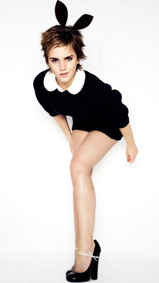 Emma Watson iPhone wallpaper   iOSPopcom 640x1136