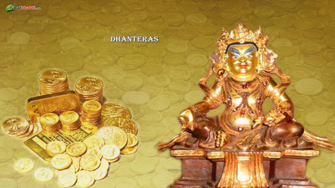 Download Dhanteras Wallpaper HD FREE Uploaded by   Dev 1280x720