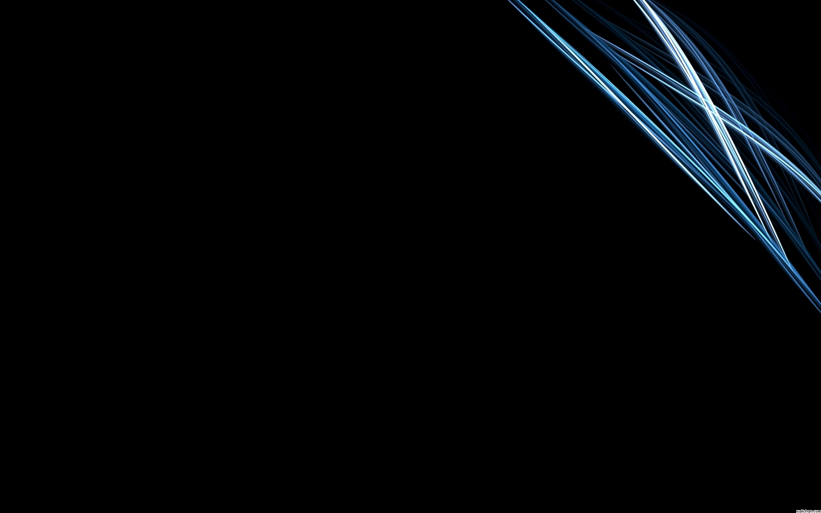 Black Blue Abstract Wallpaper 2597 Hd Wallpapers in Abstract 1680x1050