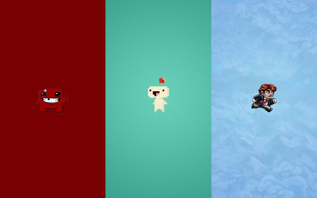 Indie Game Wallpaper by shrihari 1024x640