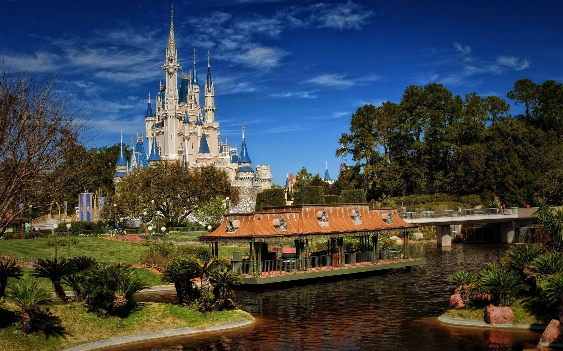 Walt Disney World Wallpapers Wallpapersafari