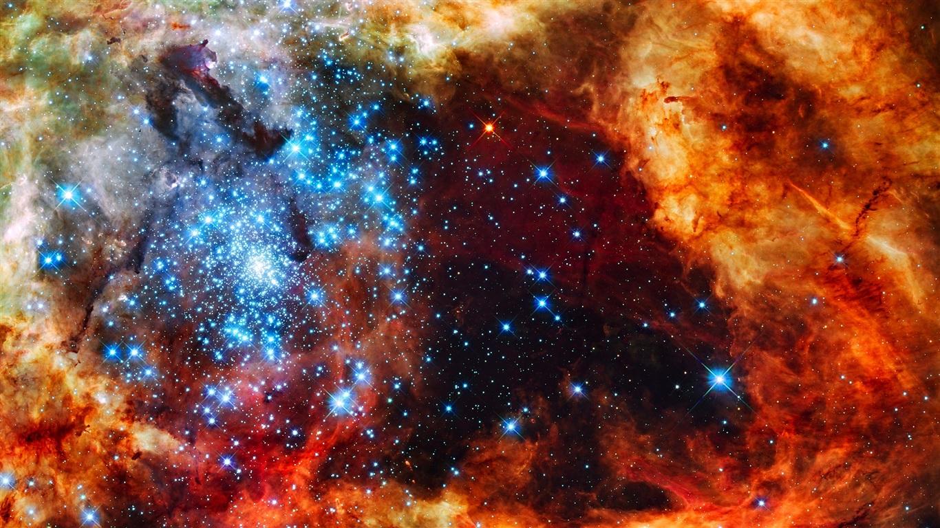 space wallpaper 1366x768 wallpaper download starry space wallpaper 1366x768