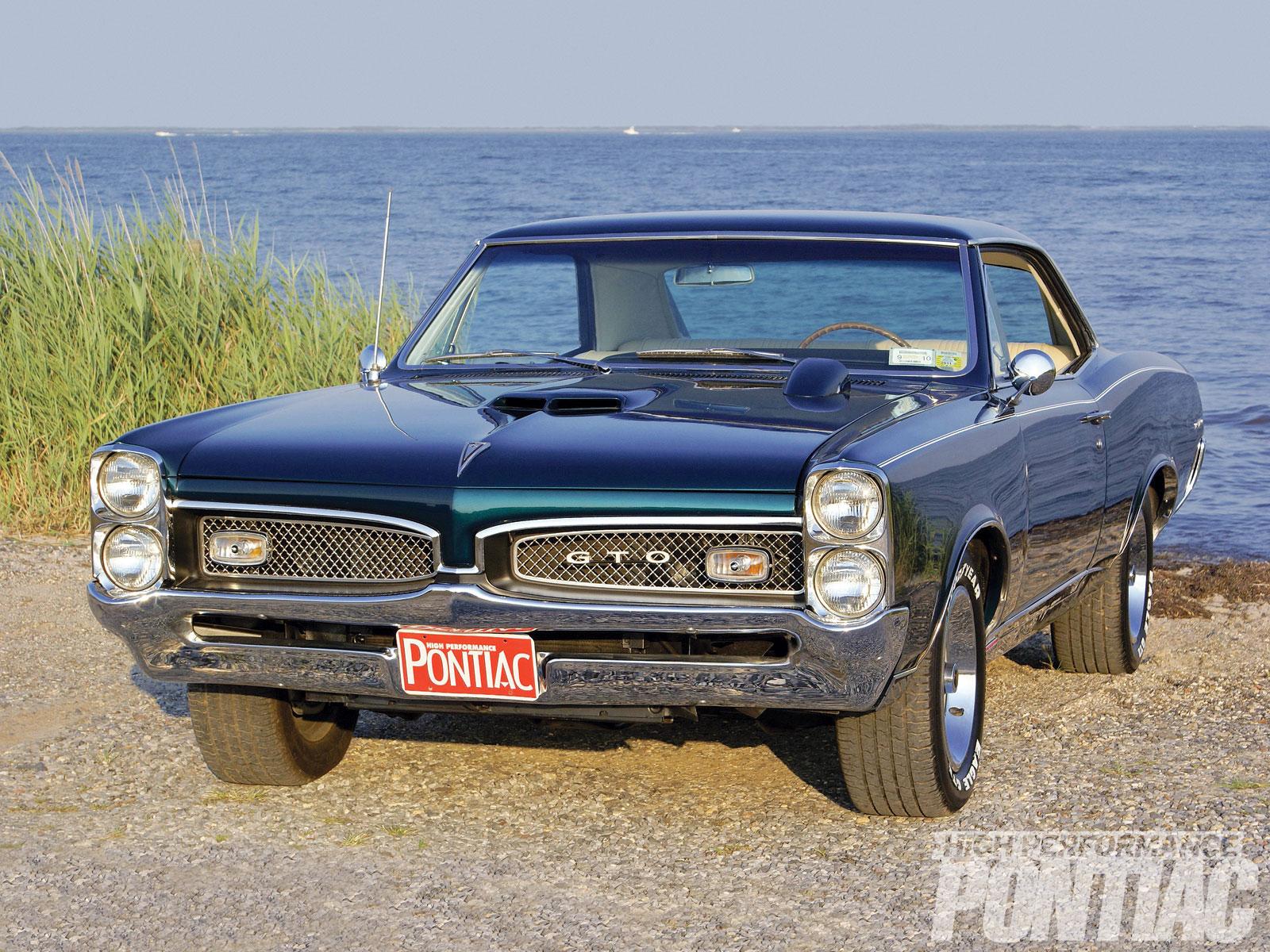 1967 Pontiac Gto Front 1600x1200