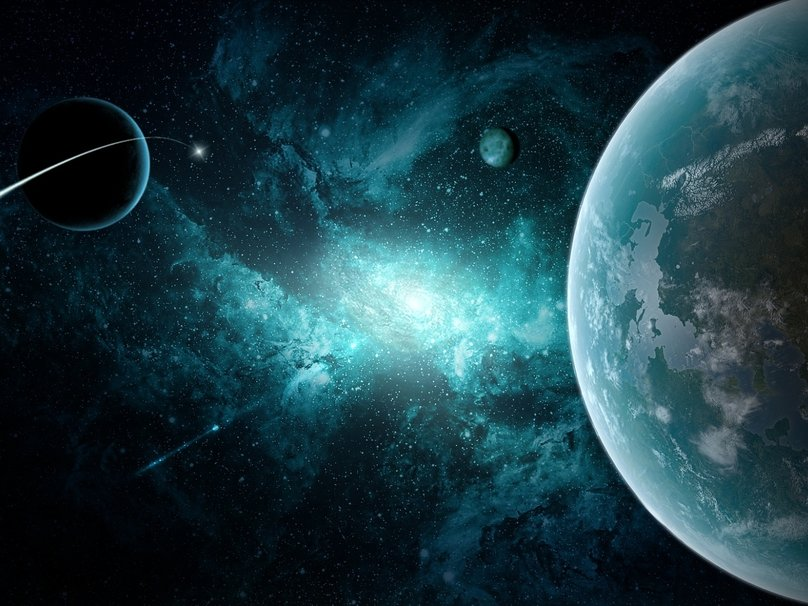 Cool Planets wallpaper   ForWallpapercom 808x606