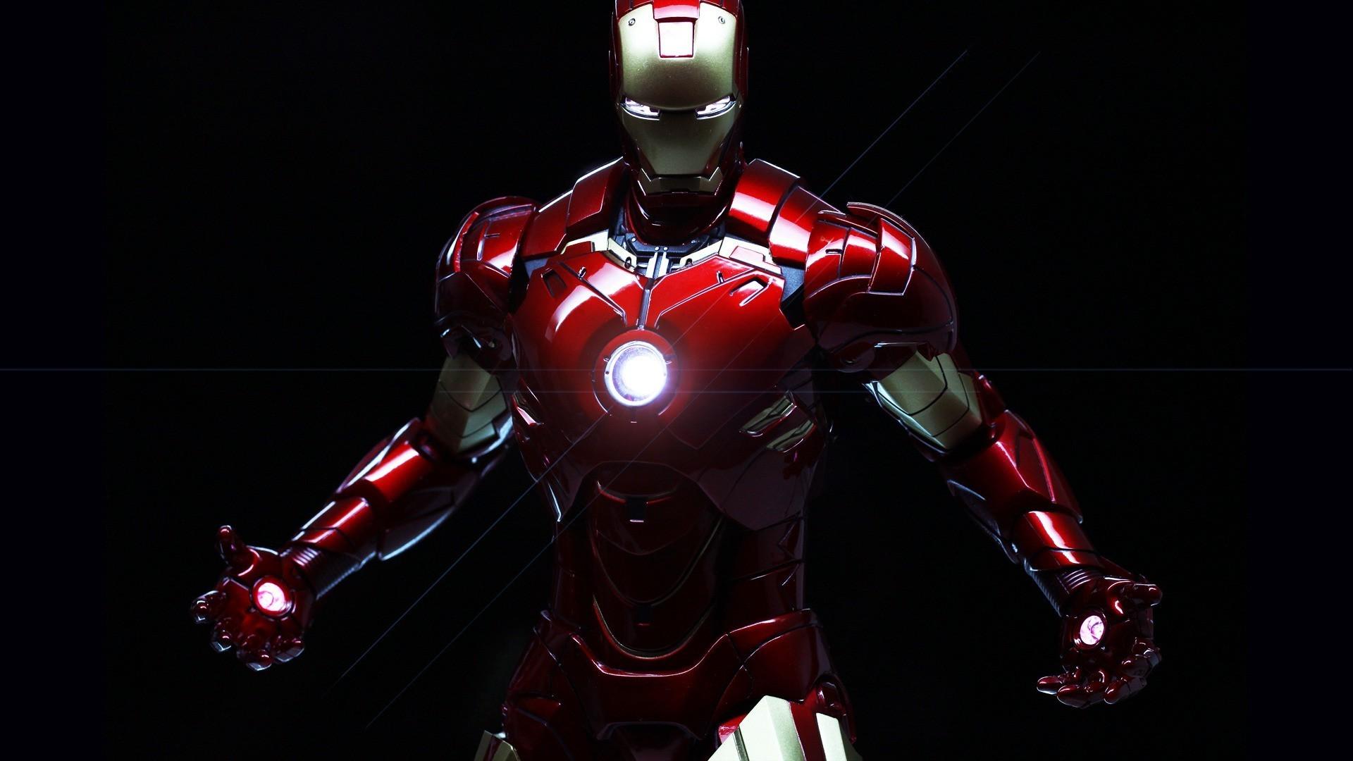 Fotos   Wallpapers Iron Man 1920x1080
