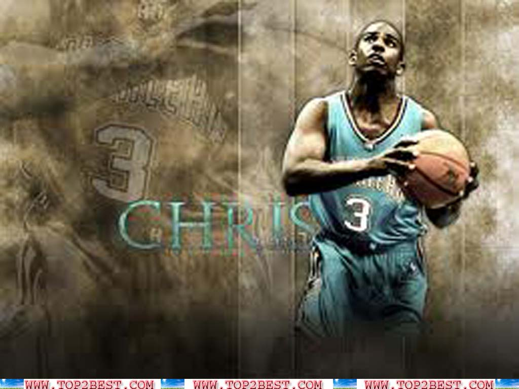 Chris Paul Wallpapers 1024x768