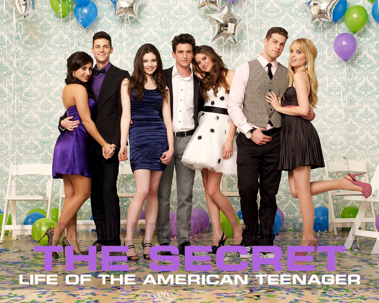 The Secret Life of the American Teenager Wallpaper   20031841 1280x1024