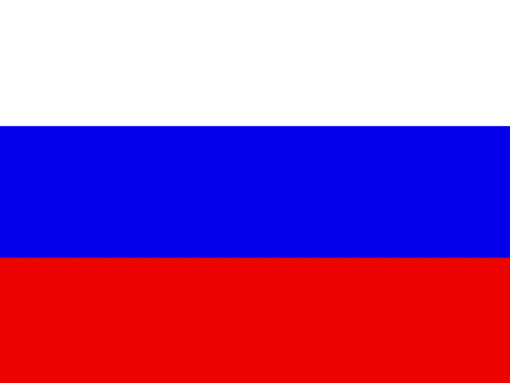 Russia Flag Wallpapers 1024x768