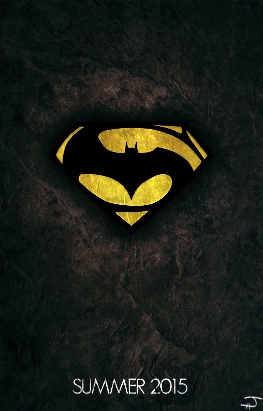 MOBILE] BatmanSuperman Logo phone wallpaper iimgurcom 525x821