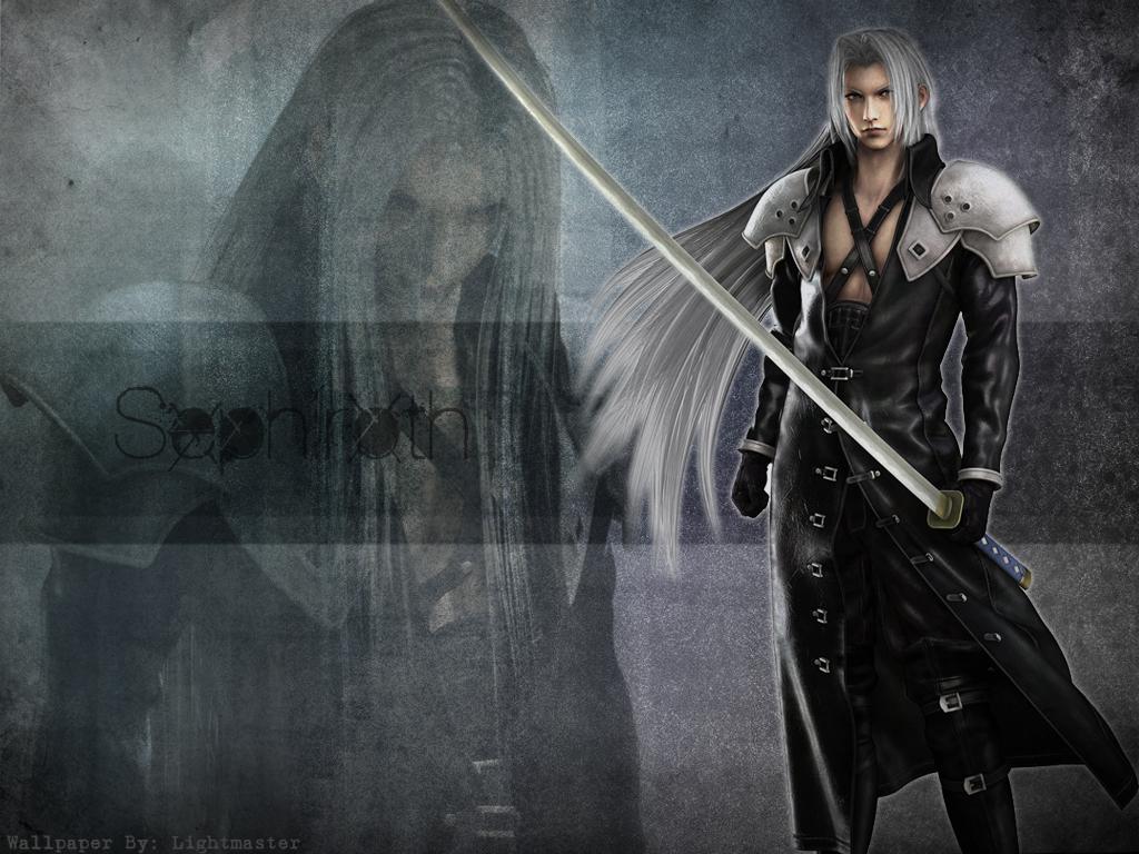 Free Download Sephiroth Wallpaper 1024x768 Sephiroth