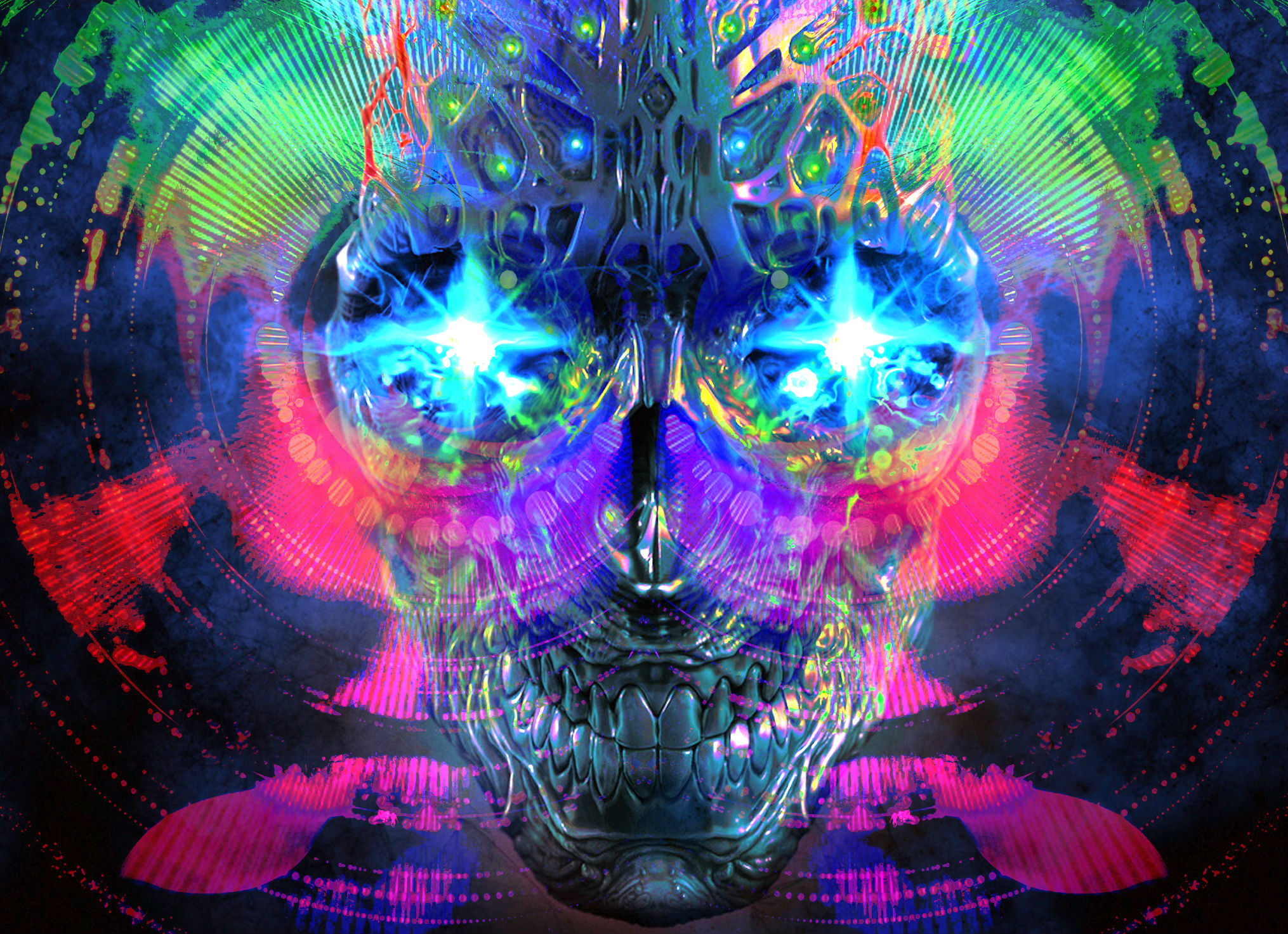 Psychedelic Computer Wallpapers Desktop Backgrounds 2030x1473 ID 2030x1473