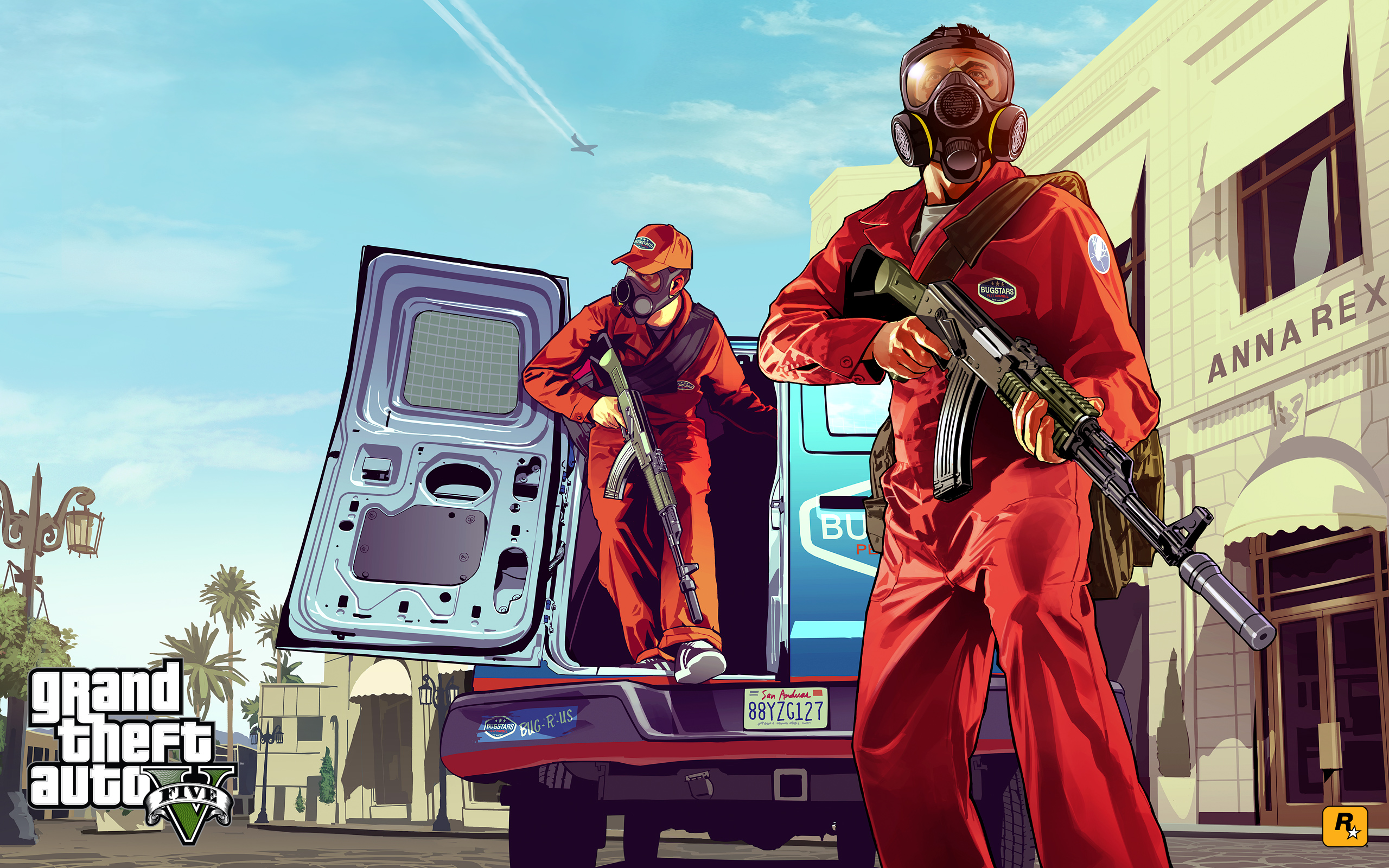 Grand Theft Auto GTA V Wallpapers HD Wallpapers 2560x1600