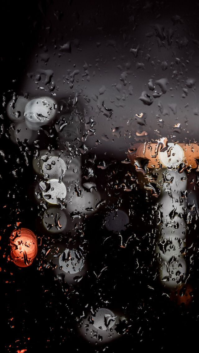 Rainy Night aesthetic photography wallpaper Nhip nh Nhip 640x1136