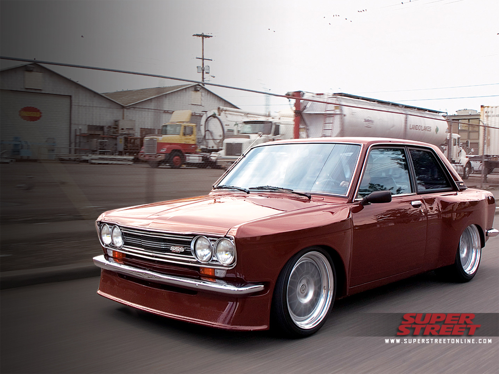 Datsun 510 wallpaper 57122 1024x768