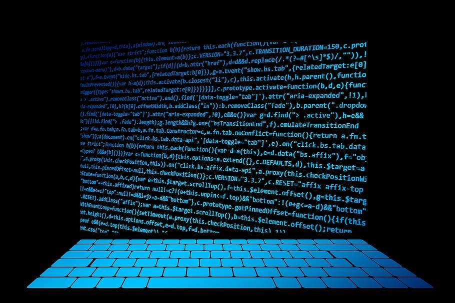 HD wallpaper programming keyboard computer environment syntax 910x607