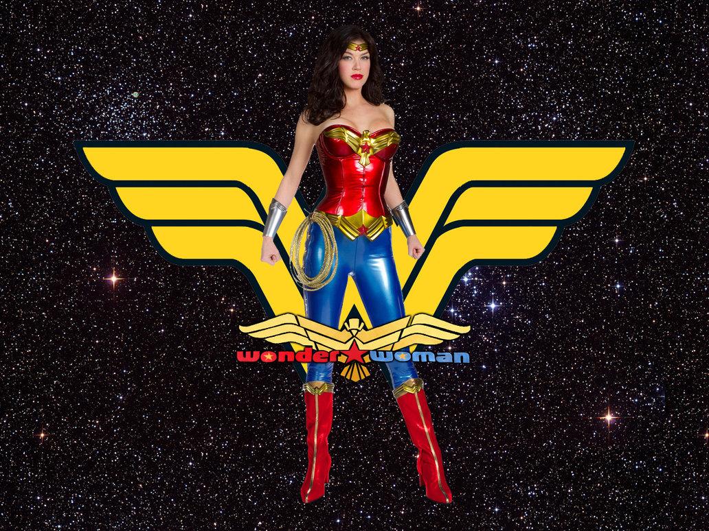 New Wonder Woman wallpaper by SWFan1977 1032x774