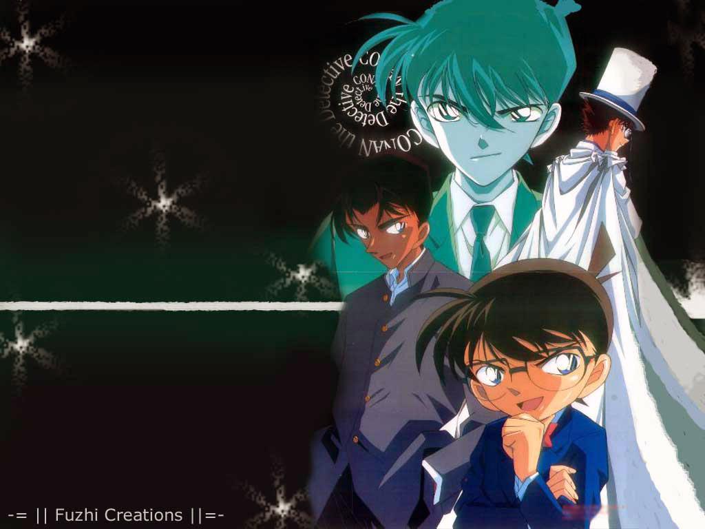 40+] Detective Conan Wallpaper HD on WallpaperSafari
