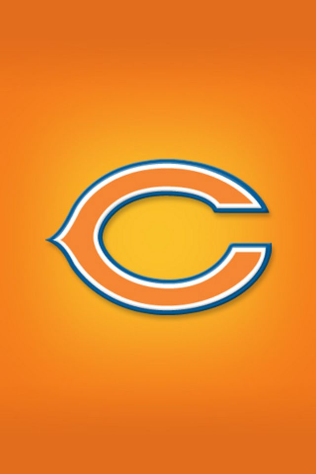 Chicago Bears iPhone Wallpaper HD 640x960
