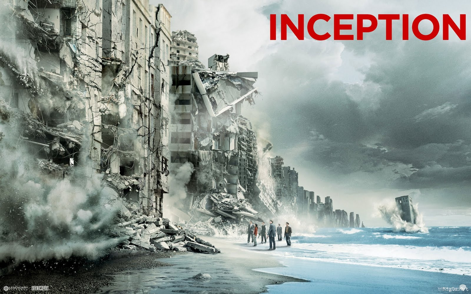 Download Inception Movie Theme and Wallpaper 1600x1000