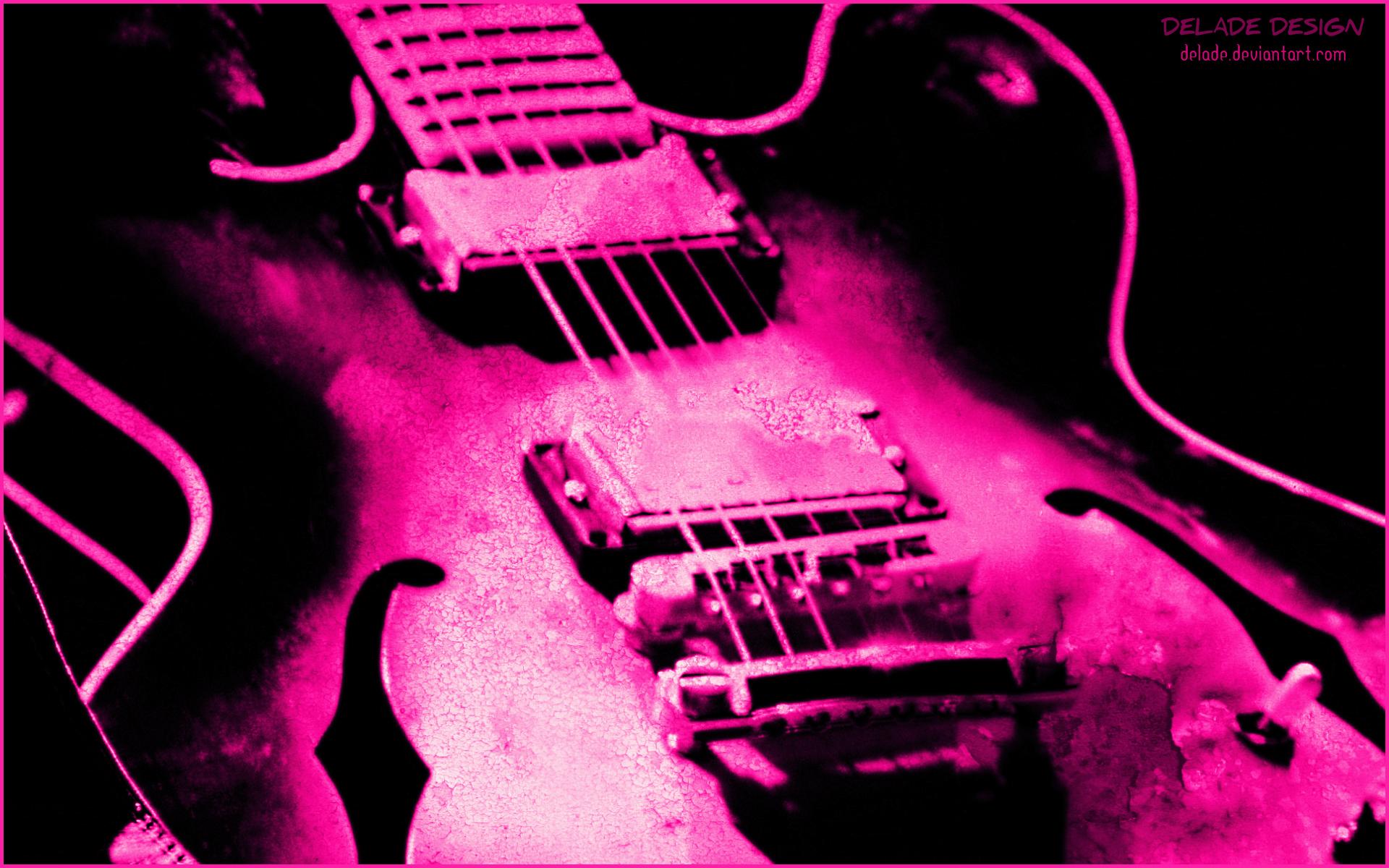 cool guitar backgrounds wallpapersafari