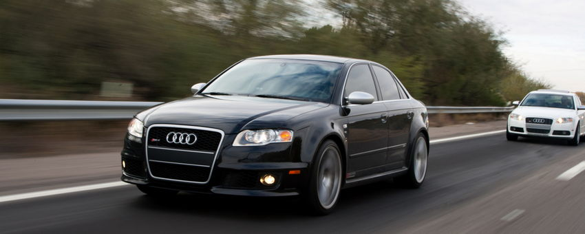 Dual Monitor Wallpaper Backgrounds of Modified Audis 25601024 850x340