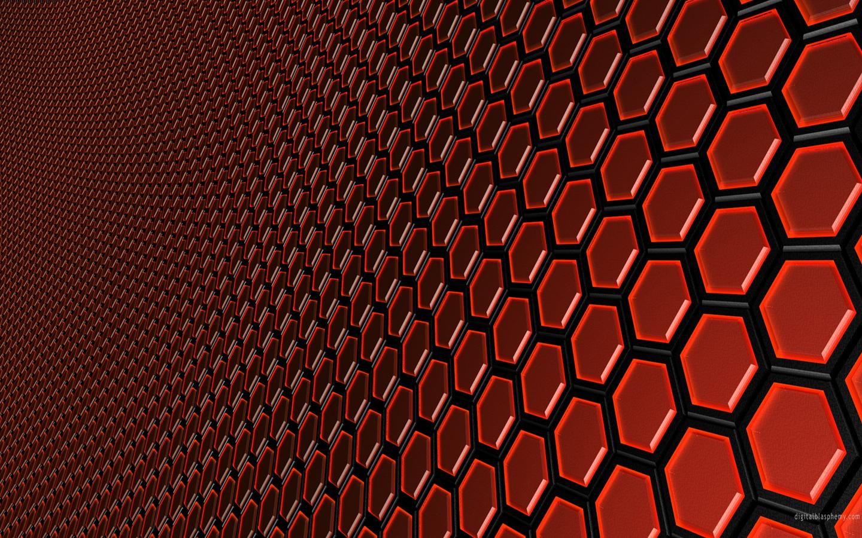 Red Honeycomb Wallpaper - WallpaperSafari