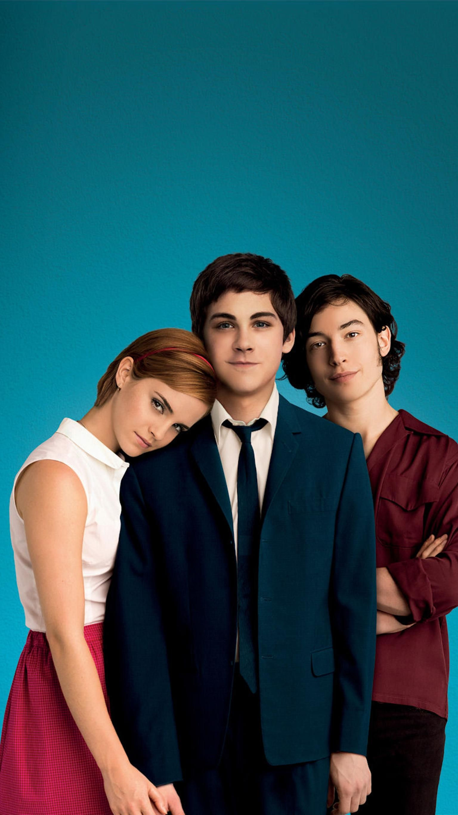 The Perks of Being a Wallflower 2012 Phone Wallpaper in 2020 1536x2732