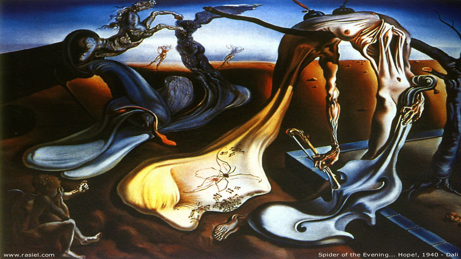a report on the people who influenced the surrealist painter salvador dali Salvador feline action dali lived to be among the most versatile and creative artists of the twentieth century dali was born on the 1 lath of march 1904 in spain and he was one of history greatest surrealist and broad-minded artists.
