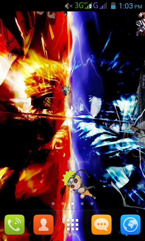 Naruto Live Wallpaper - WallpaperSafari