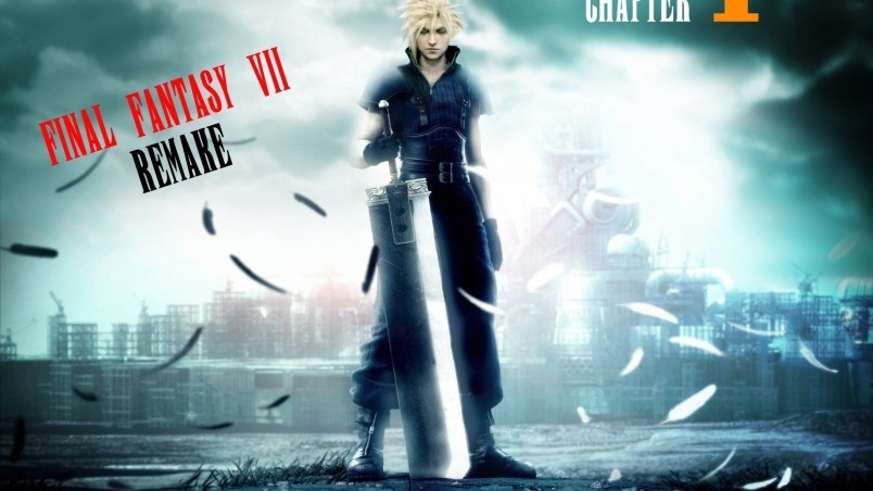 Home Games Other games Final fantasy 7 remake wallpaper 804x452