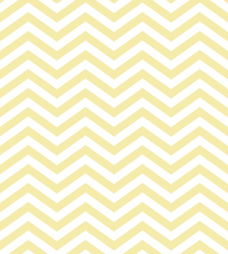 Chevron Pattern Yellow BC Magic Wallpaper 450x500