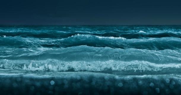 Ocean Waves Screensaver   Screensavergiftcom 610x320