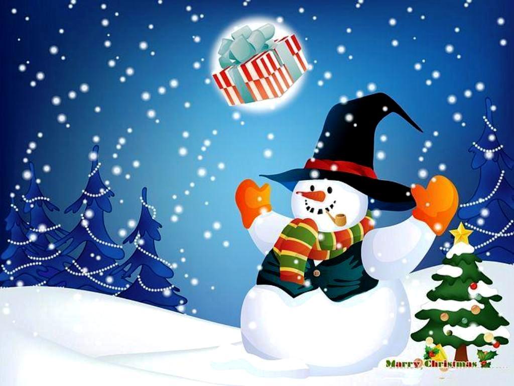 Christmas Wallpaper Desktop Animated Wallpapers9 1024x768