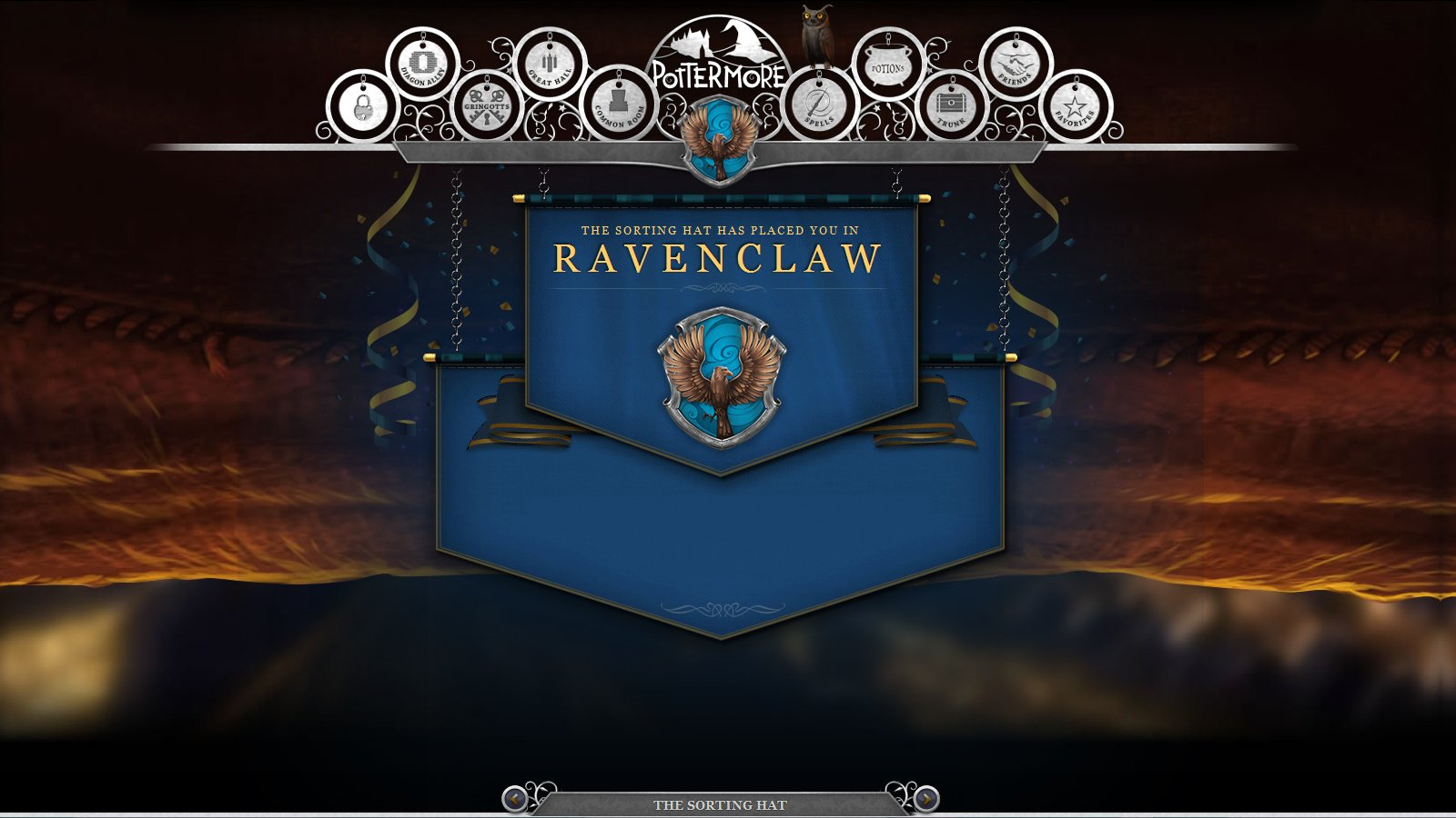 how to get pottermore patronus background