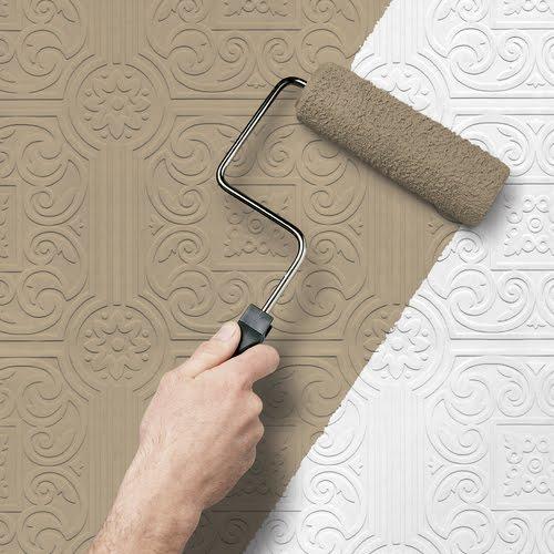 Textured Paintable Wallpaper   Textured Wallpaper 500x500