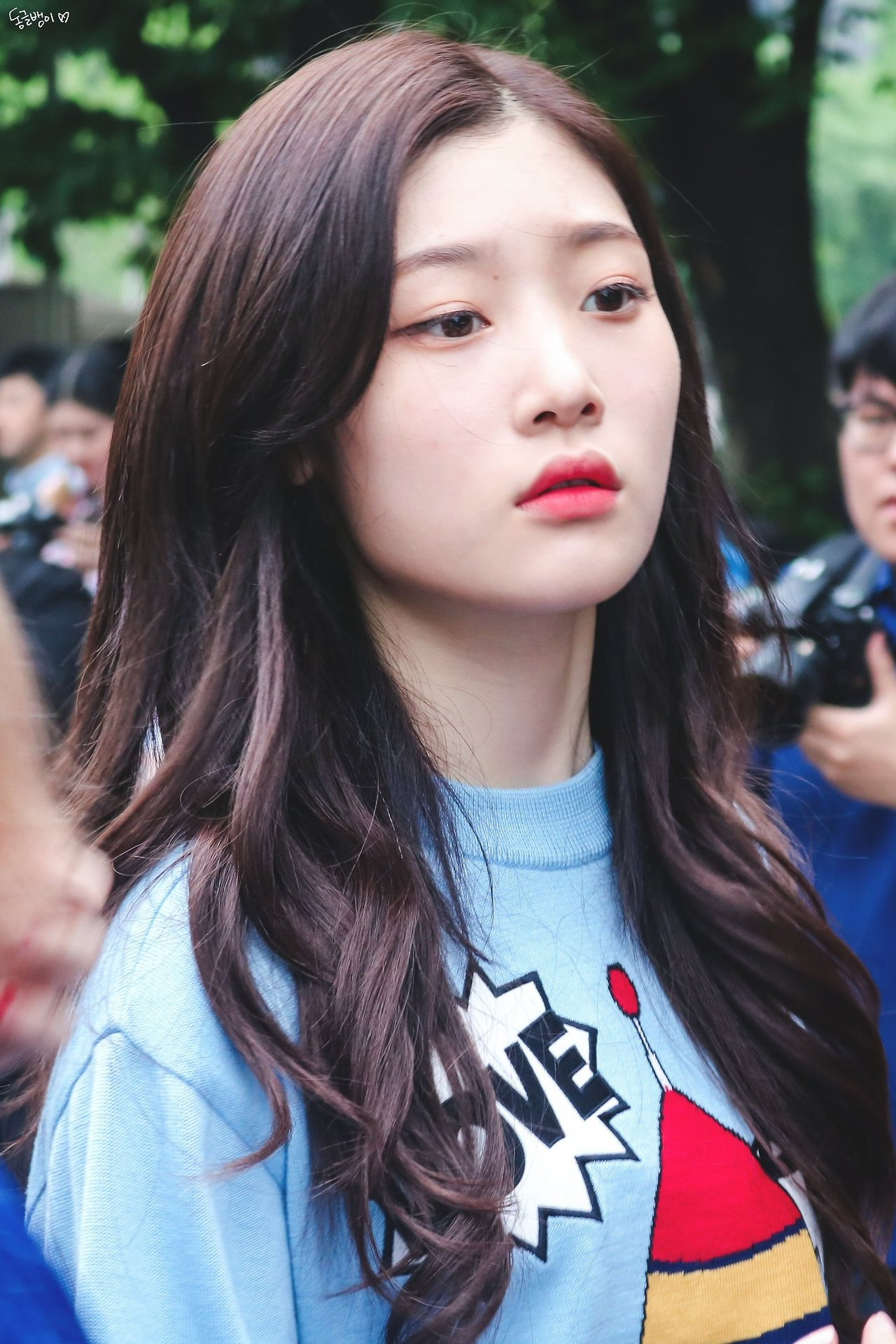 Jung Chaeyeon AndroidiPhone Wallpaper   Asiachan KPOPJPOP Image 1280x1919