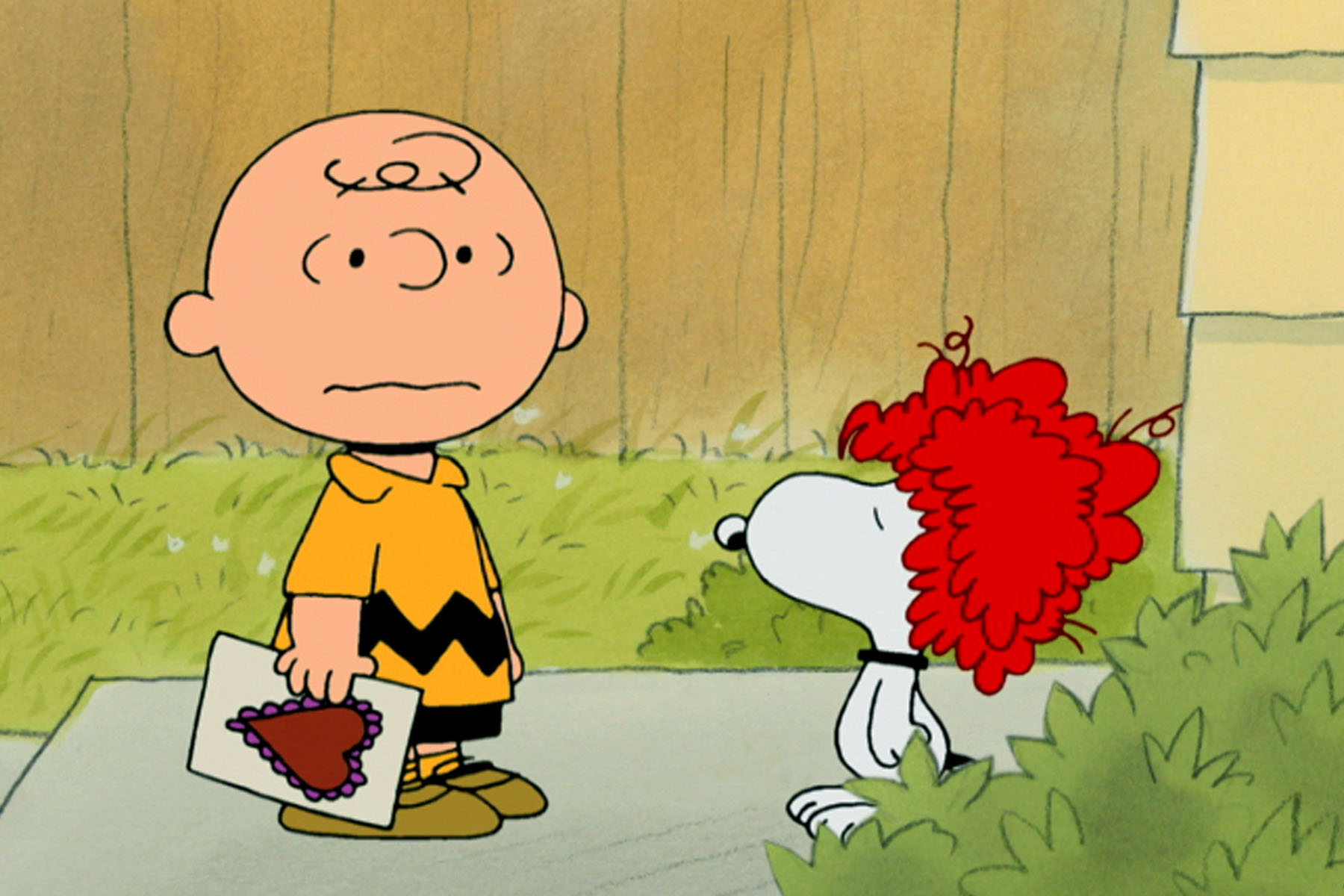 Charlie Brown Valentines Day be my valentine charlie 1800x1200