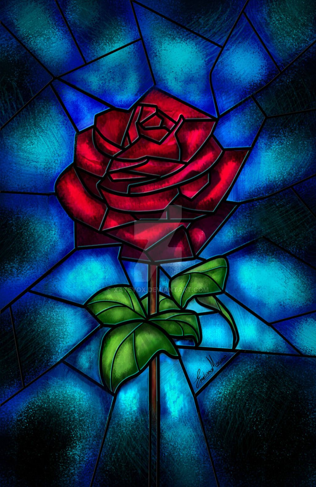 Free Download Disneybackgroundwallpaperroseenchantedbeautyandbeast