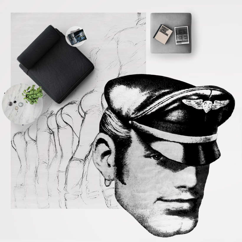Tom of Finland   Henzel Studio   New York Times GQ Wallpaper 820x820