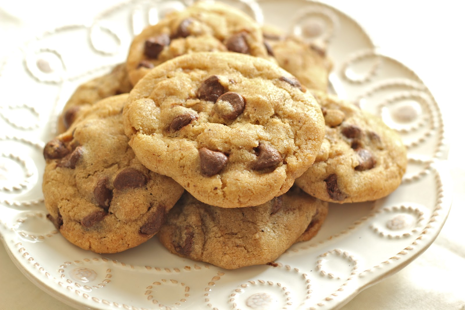 Chocolate Chip Cookie Wallpaper - WallpaperSafari